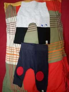 Prelove legging cotton on for newborn