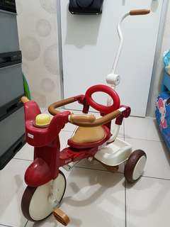 Sepedah roda 3