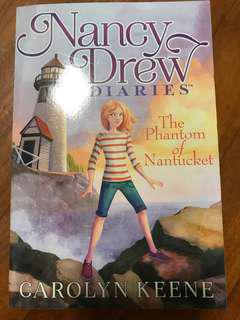 Nancy Drew : The Phantom of Nantucket