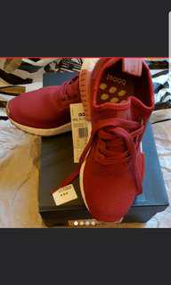 ADDIDAS NMD RED size 37.5