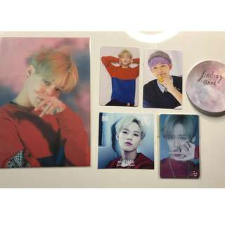 Chenle NCT cards