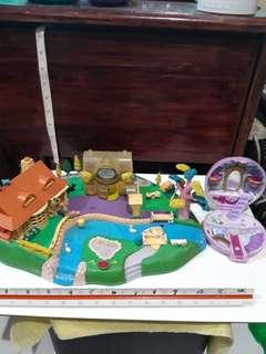 Vintage Polly Pocket Lot Sale