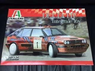 1/24 Lancia Delta HF integrale 16v Gr.A