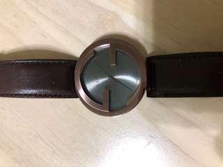 (正品出清)9成新Gucci手錶
