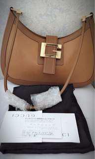 Gucci Shoulder Bag with Dust Bag