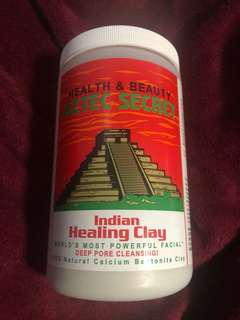 Highly raved Aztec Healing Clay (2 lbs.) - Imported from US