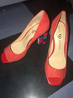 Katy Perry Peep-toe Shoes