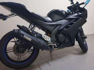 Yamaha YZF R15V2
