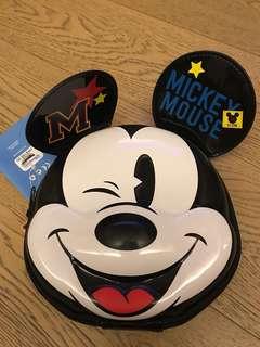 [全新低放] 香港迪士尼 米奇文具套裝 蠟筆 顏色筆 剪刀 hk Disneyland Mickey