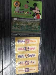 唐老鴨 donald duck 米奇 mickey and friends 日本製膠布