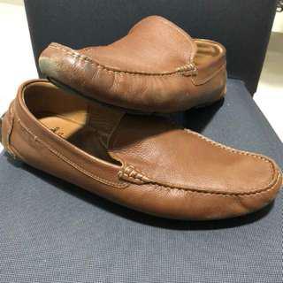 Clarks Men Leather Loafer