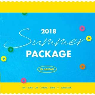 [WTS] BTS SUMMER PACKAGE 2018