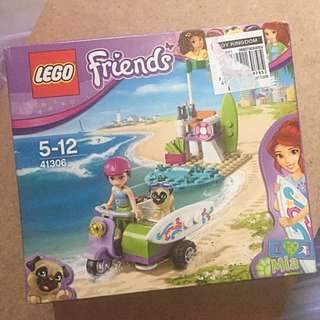[REPRICED] Lego Friends Mia's Beach Scooter