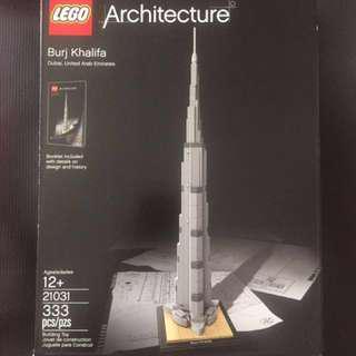 [REPRICED] Lego Architecture Burj Khalifa 21031