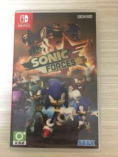 Switch Nintendo Sonic Forces games