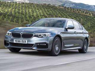 BMW 5 series sedan diesel 520d M sport