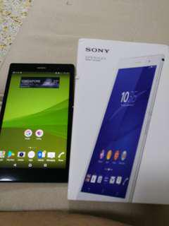 Sony Xperia z3 tablet compact LTE version