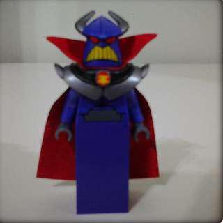 Lego Minifigure Zurg
