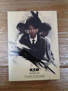 李克勤 THREESOME CD