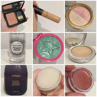High End Face Makeup & Lipgloss