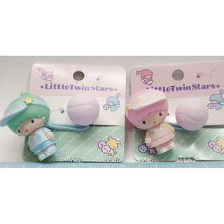 Sanrio Little Twin Stars 雙子星公仔髮飾