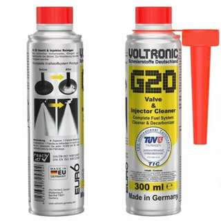 VOLTRONIC ® G20 Valve and Injector Cleaner . Min -2pcs