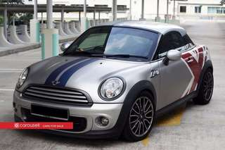 MINI Cooper Coupe 1.6 Auto