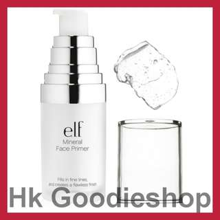 ELF 面部礦物妝前乳 打底霜 妝容貼服 MINERAL INFUSED FACE PRIMER e.l.f