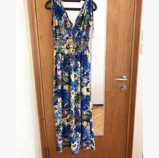 Women's Dress (long, summer)