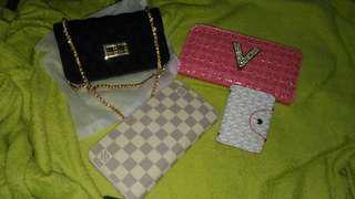 Bundle bag & wallet