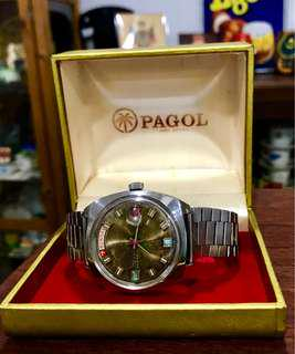 Vintage Pagol Model 2000 Automatic