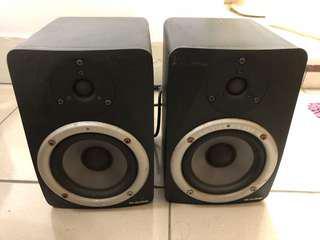 M-Audio Studiophile BX5 監聽喇叭一對
