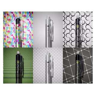 🇯🇵日本製造 Pilot 百樂牌 FRIXION 擦得甩 原子筆 0.5mm Design Series 系列