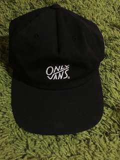 Vans X Only-六片帽