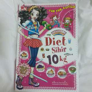 [Novel/Comic] Diet Sihir 10KG