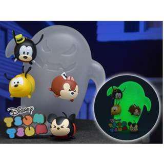 [日版] Disney TsumTsum - #Light Off The Tsum (夜光)