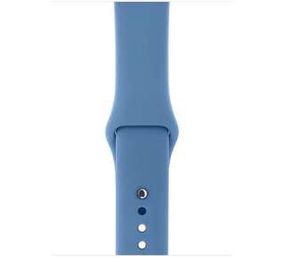 ⌚️Apple Watch 42mm 錶帶 (藍色)