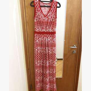 Women's dress (long)