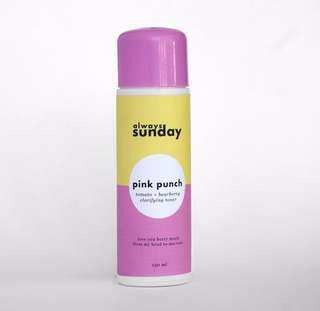 PO pink punch - BHA clarifying toner