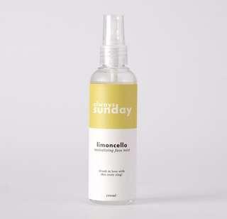 PO limoncello - revitalizing face mist