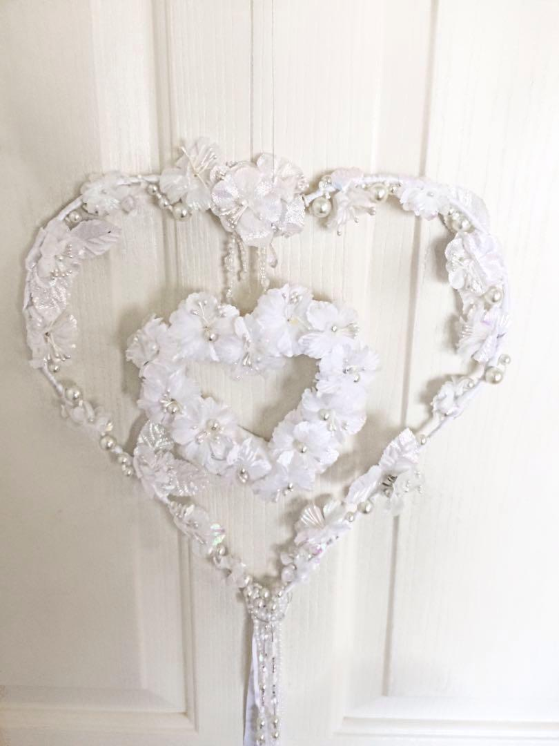 26 Wedding pew decorations for sale