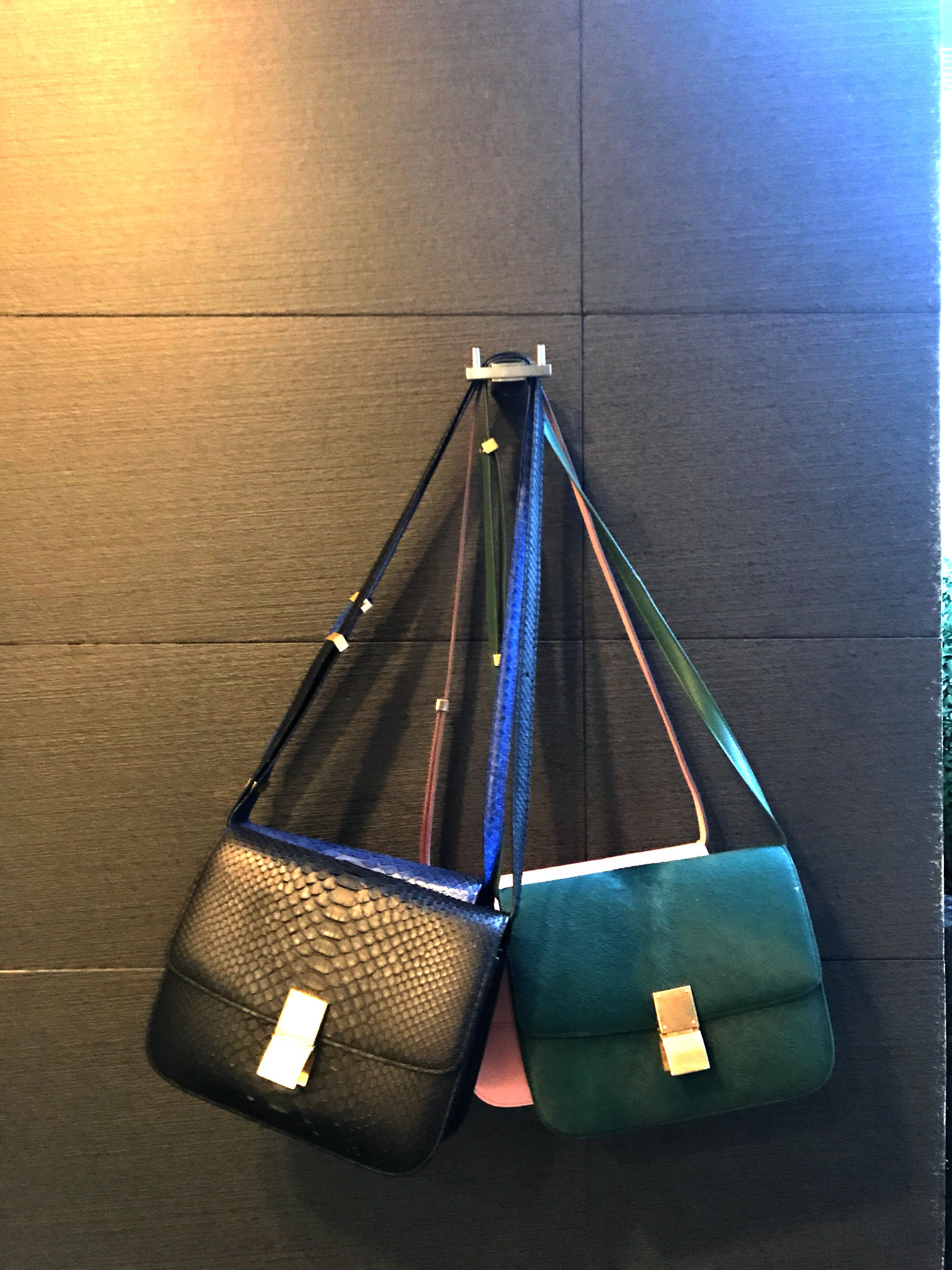 d898c22948 50% fire sale Celine box half price - rare and limited - python and ...