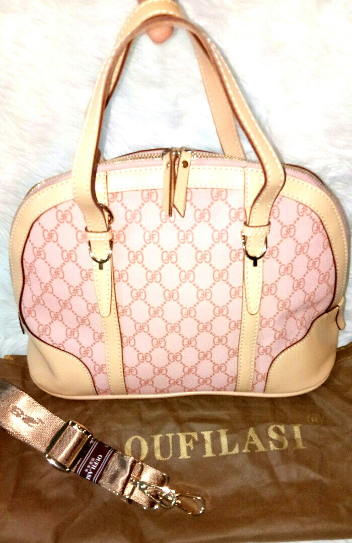 2054666b8b9 Oufilasi..2way Alma bag, Women s Fashion, Bags   Wallets on Carousell