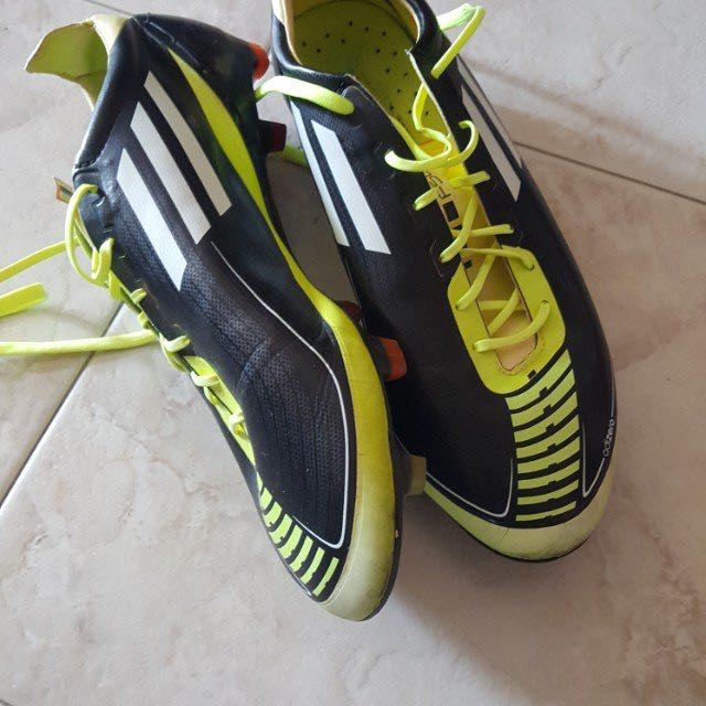 2def887029d9 Adidas F50 adizero Prime boots, Sports, Sports & Games Equipment on ...