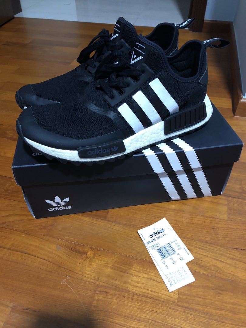 c591a5fd Adidas NMD TRIAL PK, Men's Fashion, Footwear, Sneakers on Carousell