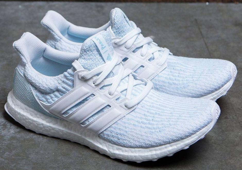7a644883caed0 Adidas Ultra Boost 3.0 Parley Caged