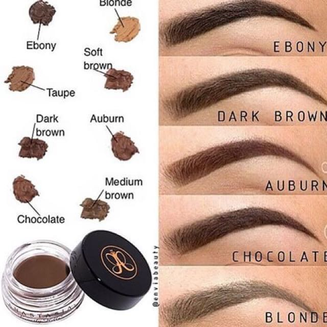 Ebony dipbrow