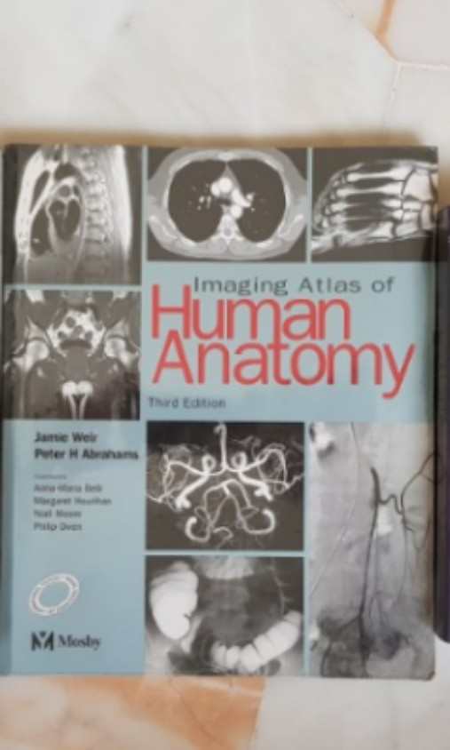PRICE DROP!! Anatomy Atlas for Radiology, Textbooks on Carousell