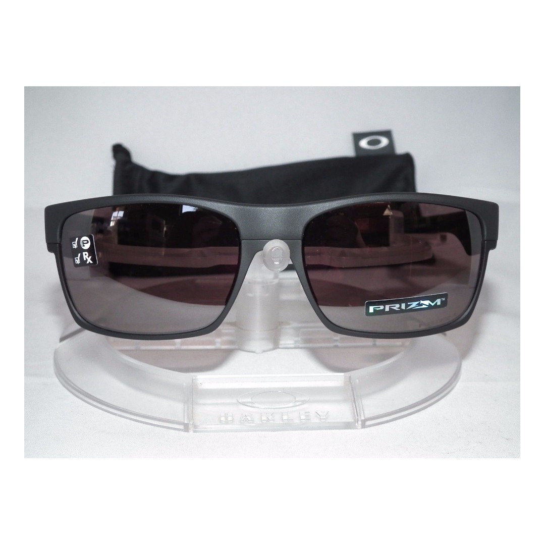 e194c0b5e90de ... collection matte blwk prizm daily 2b861 01041  purchase new style  authentic brand new in box oakley sunglasses twoface oo9189 26 covert matt  black