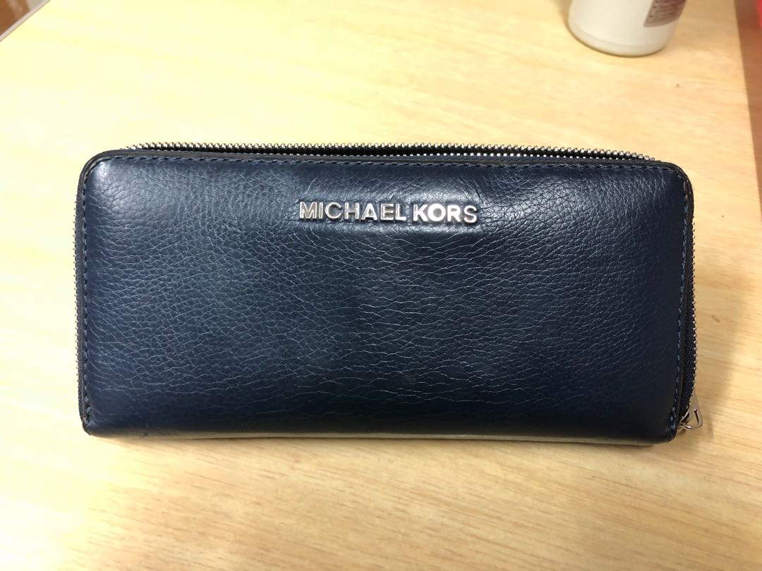 22f6315680be Authentic MK wallet